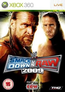 WWE-SmackDown-Vs-Raw-2009-[Spanish]-(Poster)