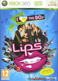 Lips I love The 80s Xbox360