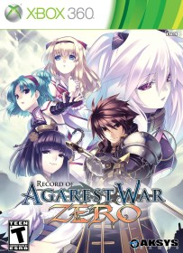 Record Of Agarest War Xbox360