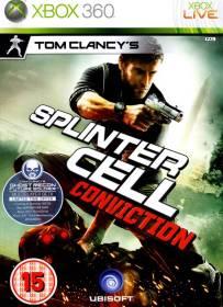 Splinter Cell Conviction Xbox360