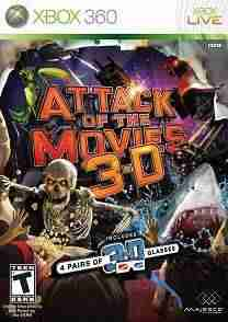 Attack Of The Movies 3D Xbox360