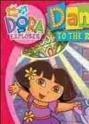 Dora The Explorer Dance Rescue PC
