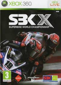SBK X Superbike World Championship Xbox360