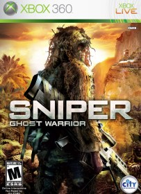 Sniper Ghost Warrior Xbox360