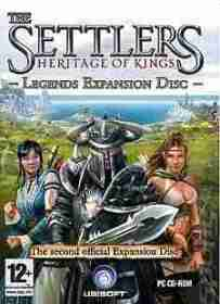 The Settlers Heritage Of Kings Legends PC