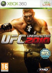 UFC Undisputed 2010 Xbox360