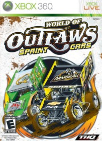 World Of Outlaws Sprint Cars Xbox360