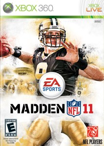 Madden NFL 11 Xbox360