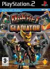 Ratchet Gladiator PS 2