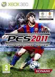 Pro Evolution Soccer 2011 Torrent