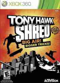 Download Tony Hawk Shred by Torrent