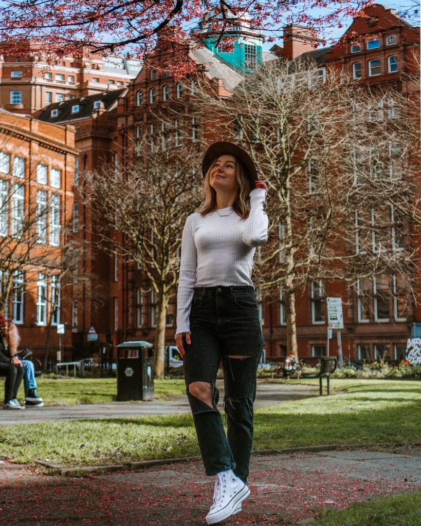 Photo spots in Manchester