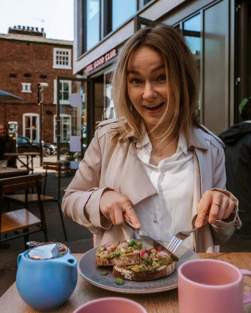 Have brunch in Northern Quarter in Manchester