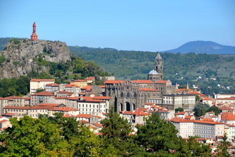 Notre-Dame de France et la cathédrale du Puy