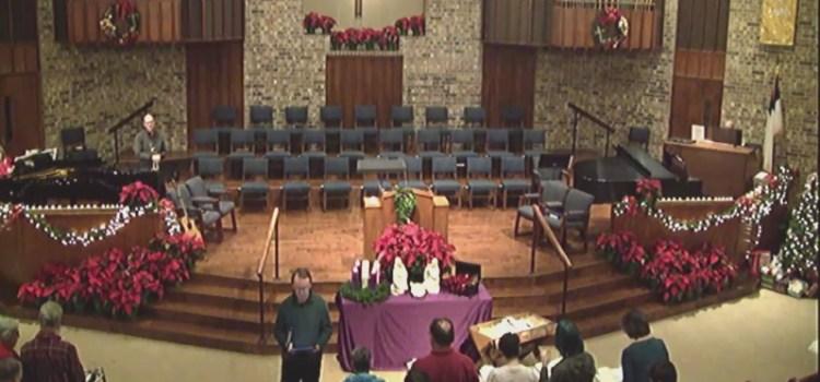 2018.12.24 – Christmas Eve Service
