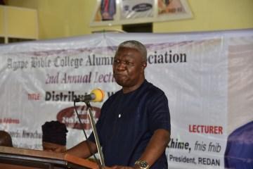 2nd Alumni Lecture