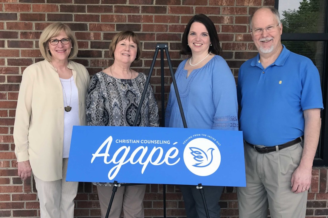Support Staff photo at Agape