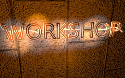 Picture of Neon Workshop Sign