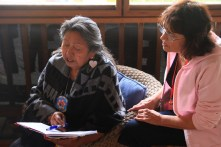 IMG_9518by Dave Legg - Listening to Native Voices at Agape-sm