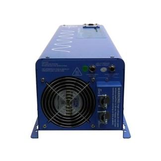 6000 Watt 48-volt power inverter charger