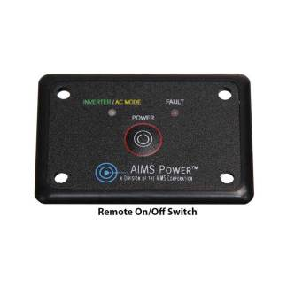 Power Inverter Remote On/Off Switch
