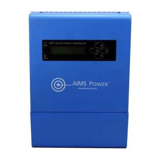 AIMS 40 AMP Solar Charge Controller 12/24/36/48 VDC MPPT