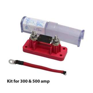 Aims ANL 300 Amp fuse kit with 1/0 AWG jumper