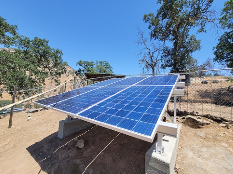 Custom System and Install by Agape Off-Grid