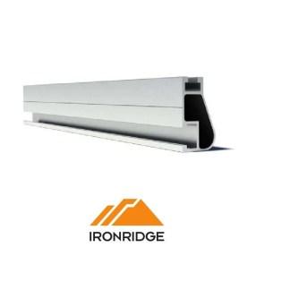 IronRidge XR-10-168A Clear Anodized 14' Rail 1pc