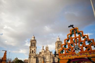 Mexico City's Zócalo!