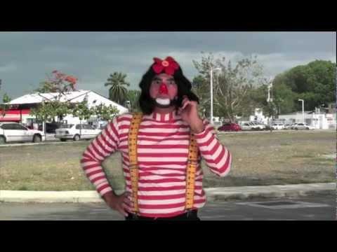 Video con el Payaso Potoco: Llamada de la operadora telefónica