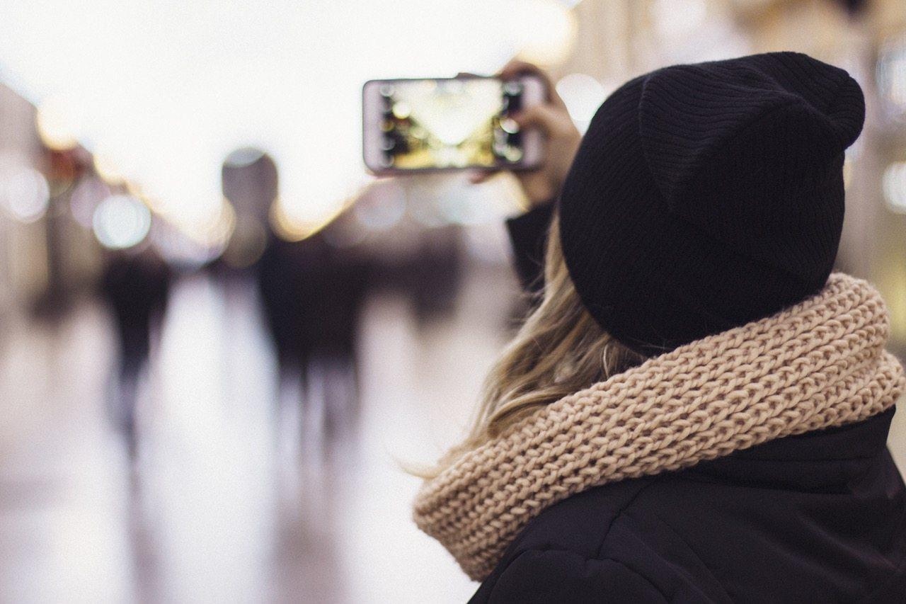 Cámara del móvil, fotografía para aprender