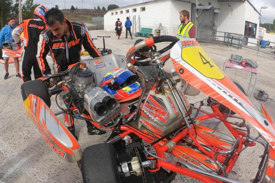 Equipo AGA Racing