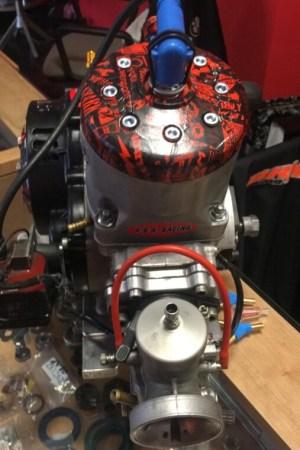 motor tm k9 completamente nuevo