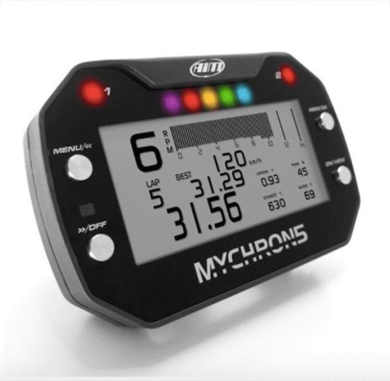 cronometro AiM MyChron 5