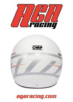 comprar casco OMP GP-R K AGA Racing tienda online karting