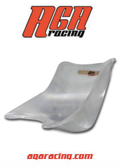 Asiento kart Greyhound RS3 AGA Racing tienda karting