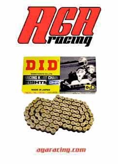 Cadena did dha 219 aga racing tienda karting