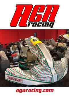 Kart segunda mano Tony kart 2019 AGA Racing tienda karting
