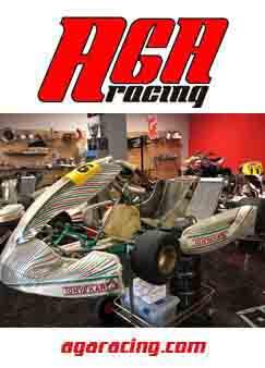 Kart segunda mano Tony kart AGA Racing tienda karting