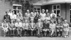 Staff Photo 1977