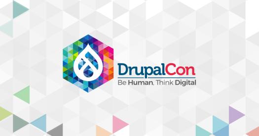 DrupalCon - Be Human, Think Digital.