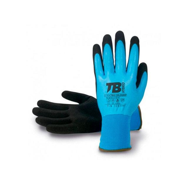 Guante-térmico-guante-poliester-azul-760-coldgrip-t-11-agarmo