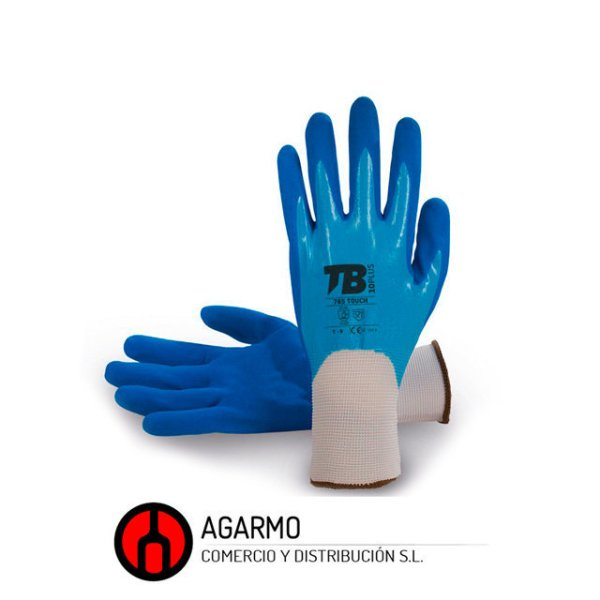 765 TOUCH GUANTES