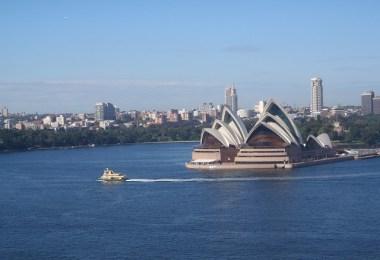 Que ver en Sidney
