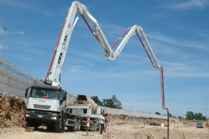 Rental Concrete Pump