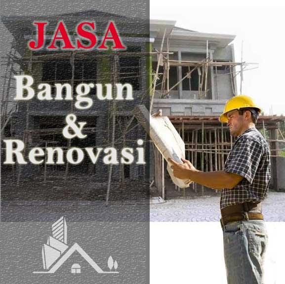 Jasa Bangun dan Renovasi Rumah