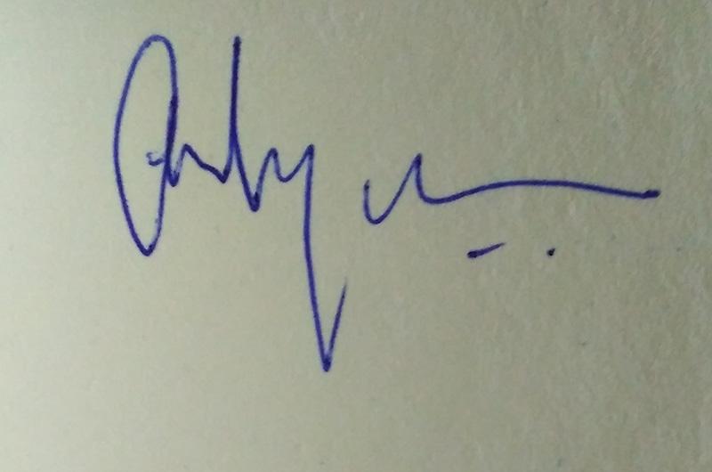 arish-autograph