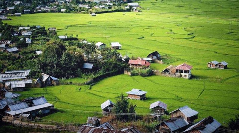 मेरे गाँव की बात