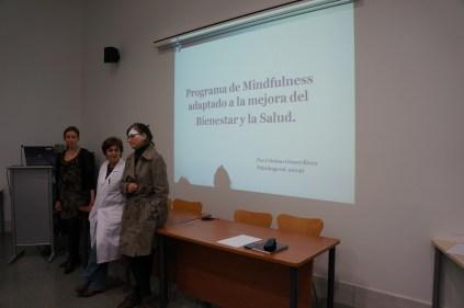 Presentació Taller Mindfulness